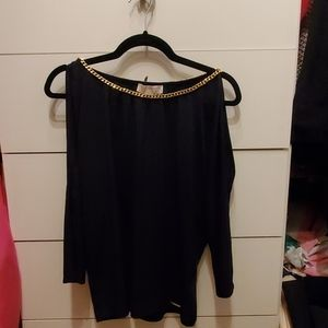 Michael Kors open sleeve blouse